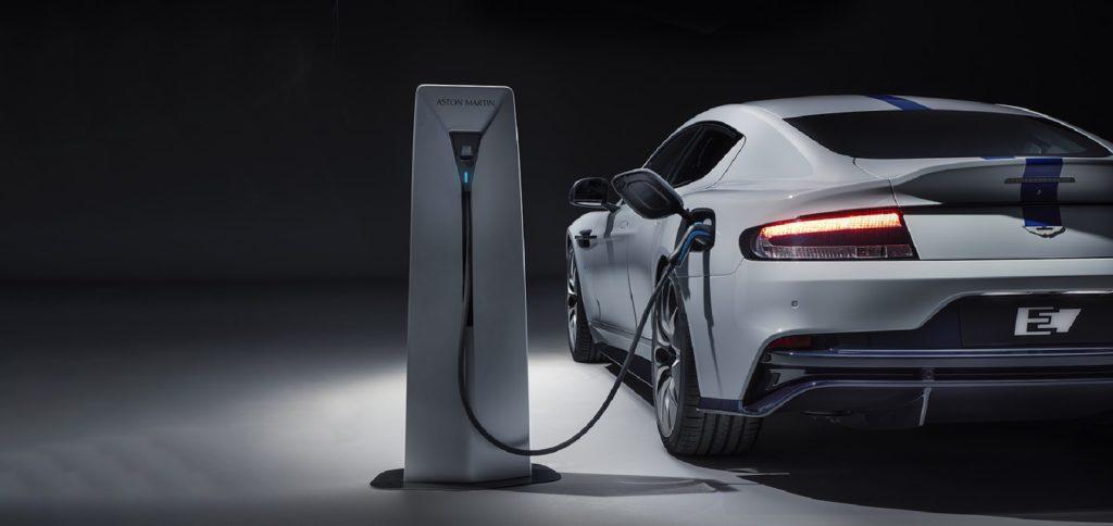 Aston Martin Rapide E – nowy elektryk zamiast V12