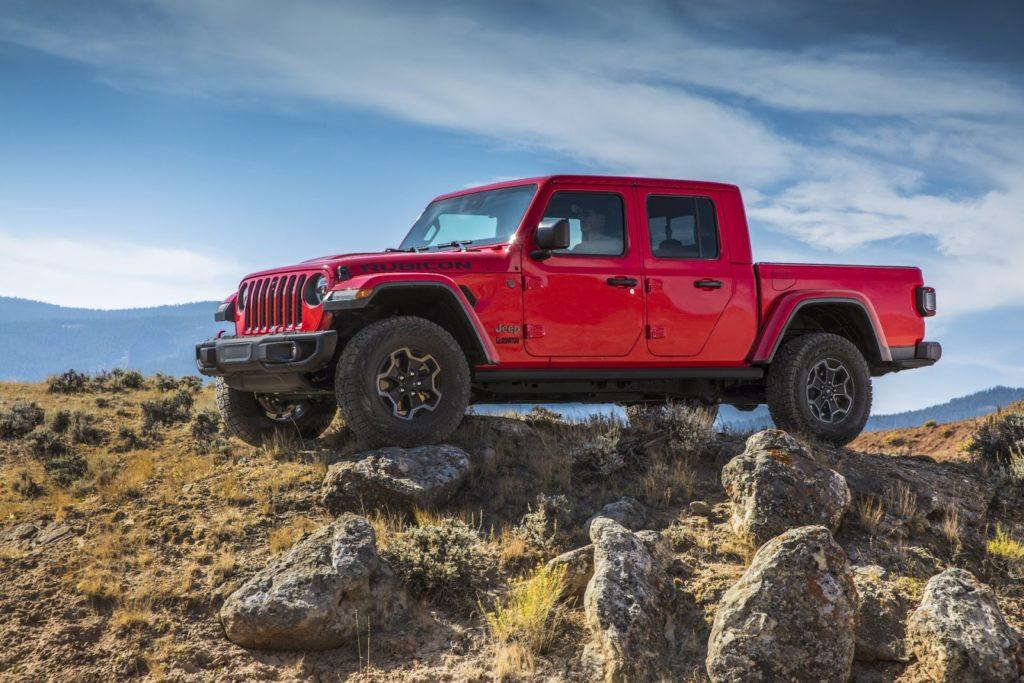 Jeep Gladiator rusza na podbój Ameryki