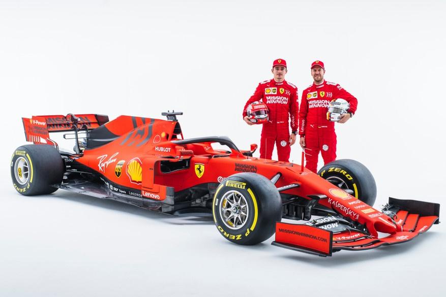Ferrari SF90 – Pokonać Mercedesa na rocznicę 90-lecia