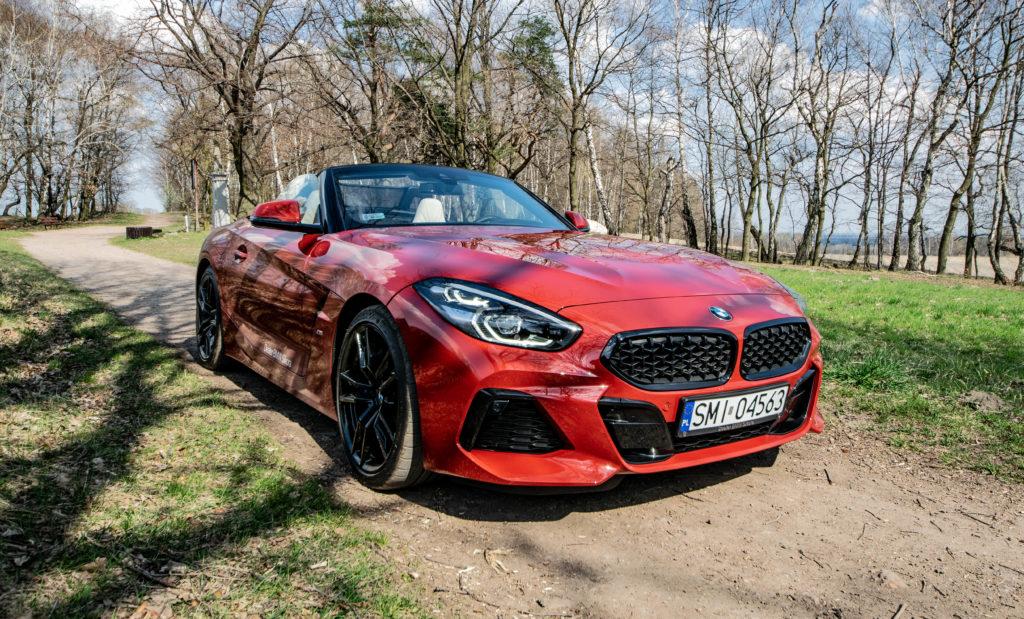 #TEST – BMW Z4 – Odważny roadster na ciepłe dni