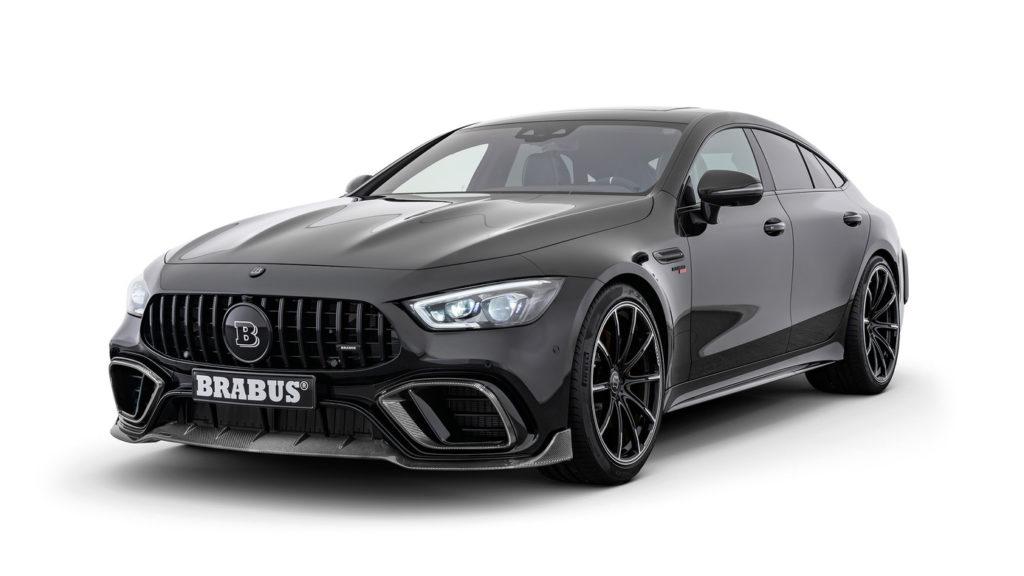 Mercedes-AMG GT63 S by Brabus – carbon i moc w topowym wydaniu
