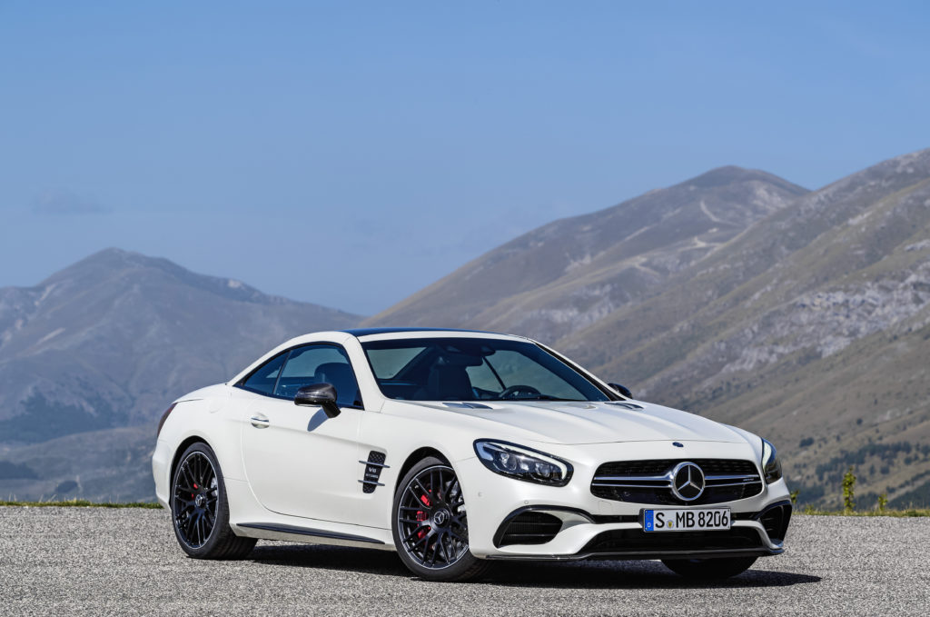 Mercedes SL63 AMG znika z rynku