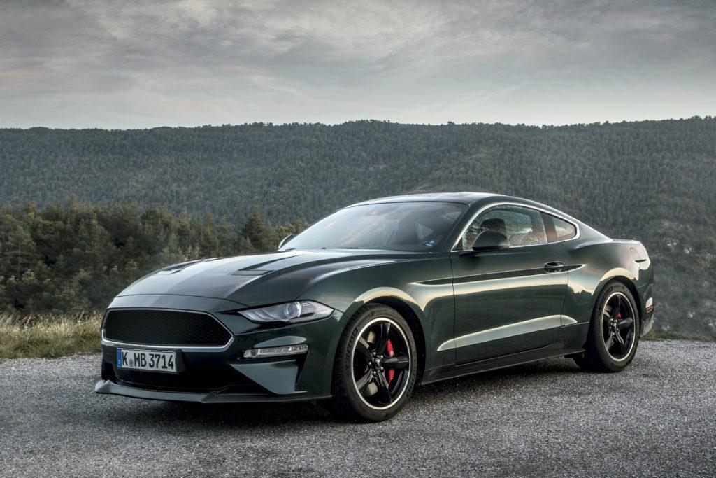 Nowy Ford Mustang pojawi się w 2022 roku i potwierdził to producent