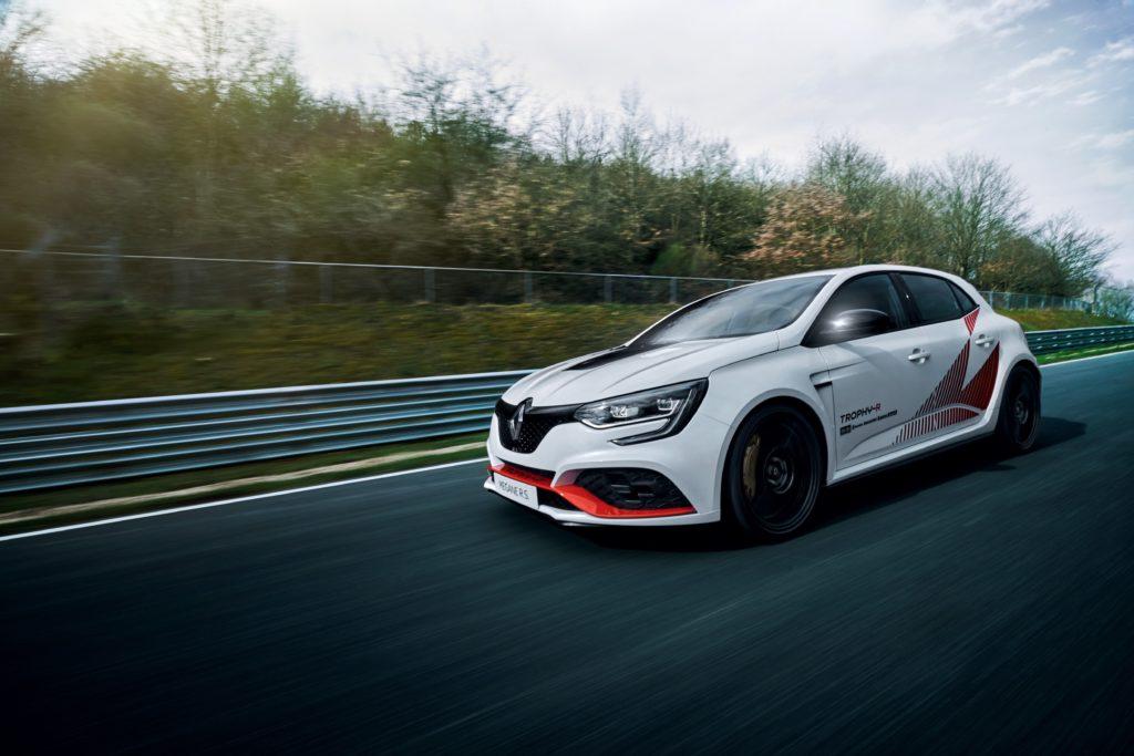 Renault Megane RS Trophy-R najszybszym autem przednionapędowym na Nürburgringu