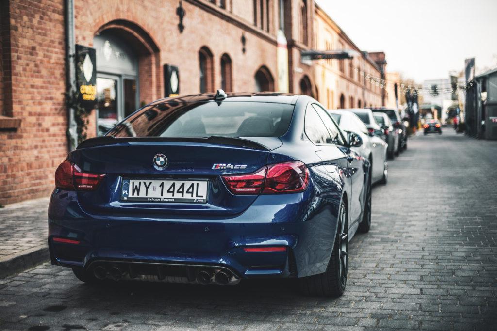 BMW M pozostaje przy napędzie RWD