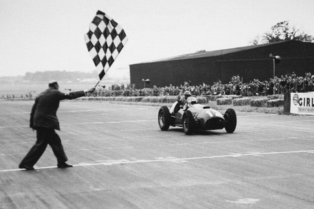 Rywalizacja w Formule 1 w latach 50 XX. wieku