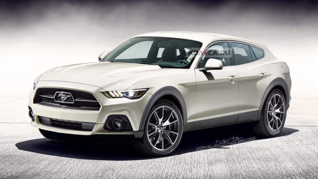 Ford Mustang SUV: Proszę tego nie robić!