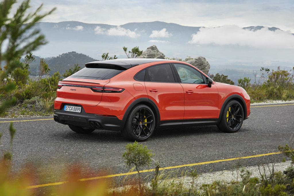 Porsche Cayenne Coupe E-Hybrid jeszcze w 2019 roku!