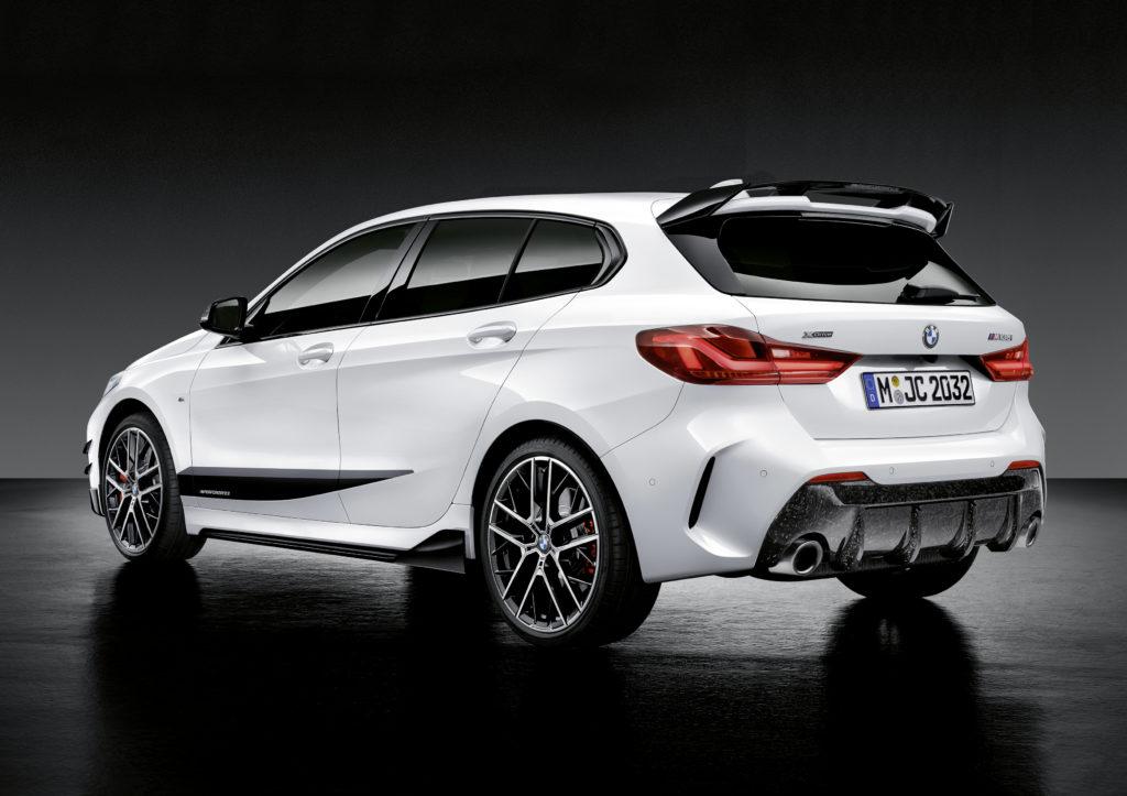 Zamiast BMW M1 pojawi się M140e, czyli hybrydowy konkurent A45 AMG
