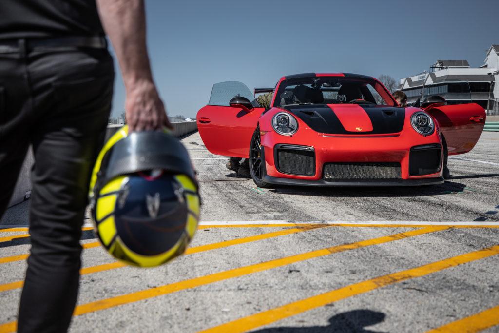 Porsche 911 GT2 RS podbija Amerykę Północną