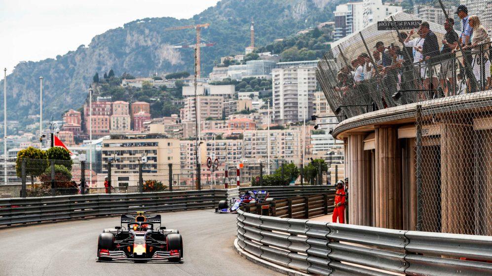 Formula 1 – Grand Prix Monako – Relacja na Żywo