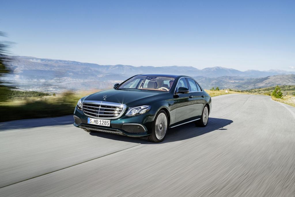 Mercedes E350 zamiast E300 od 2020 roku!