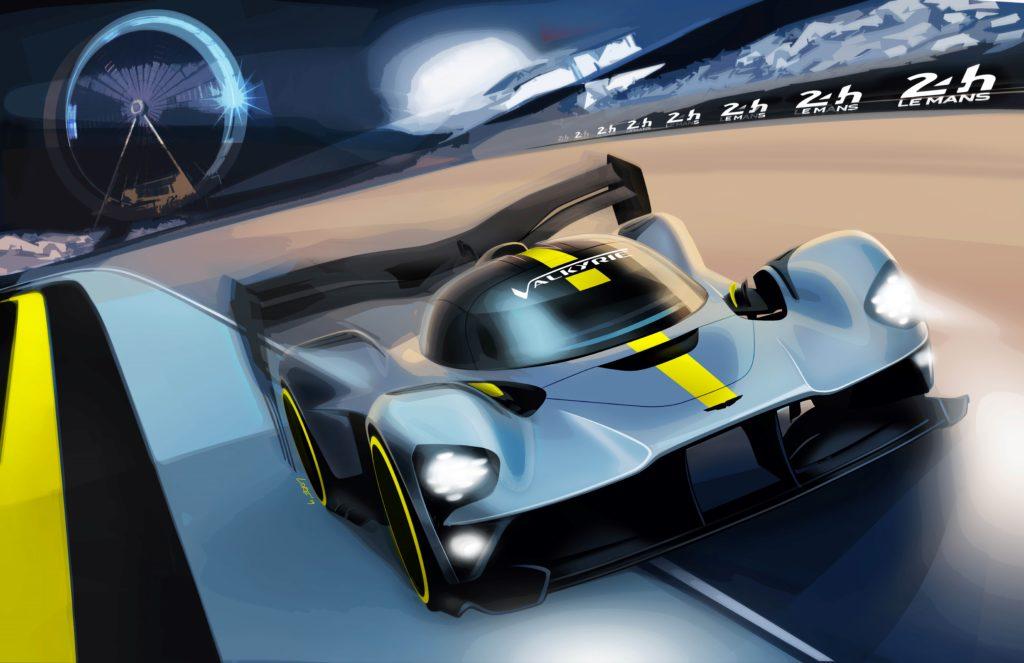 Aston Martin dołączy do Le Mans 24 Hours w sezonie 2020/2021