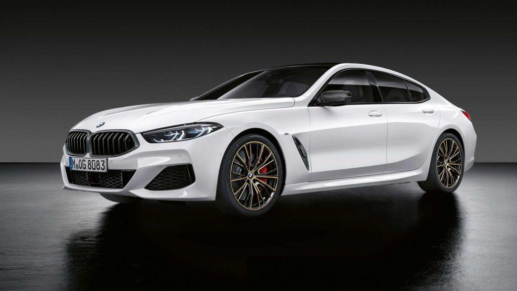 Alpina bierze się za BMW serii 8 Gran Coupe