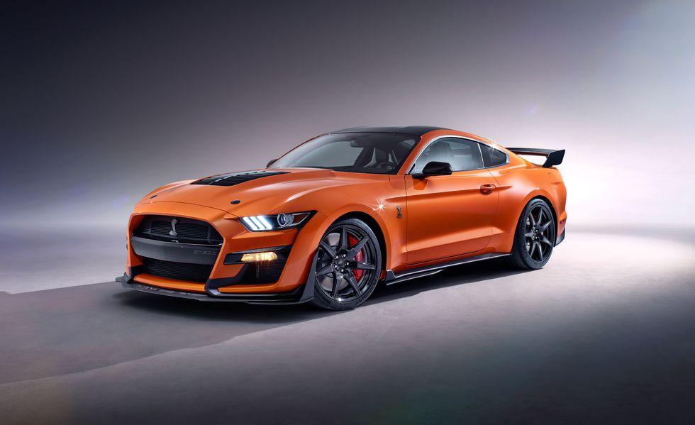Znamy moc nowego Shelby GT500 – jest naprawdę dobrze