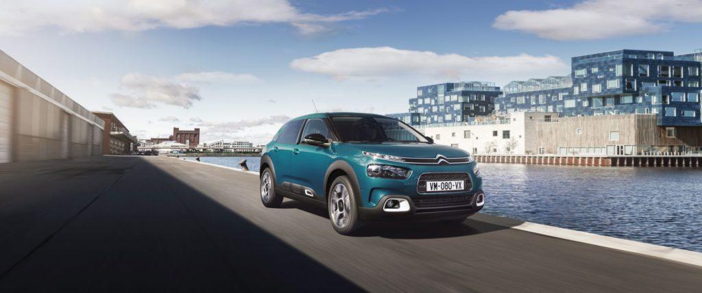 To koniec Citroëna C4 Cactus