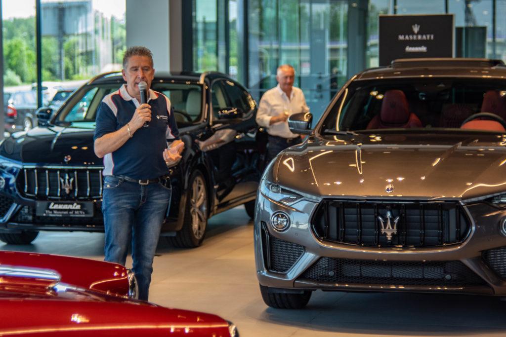 Premiera Maserati Levante Trofeo w Polsce