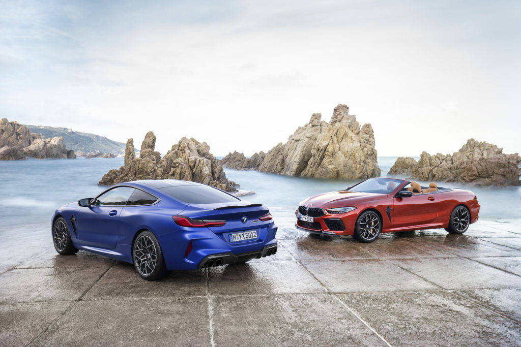 BMW M8 i M8 Competition zaprezentowane – jeszcze bliżej ideału