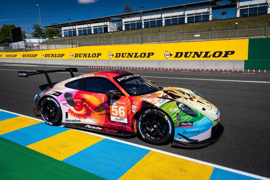 """Porsche uruchamia platformę """"Second Skin"""" do projektowania malowań na samochodach"""