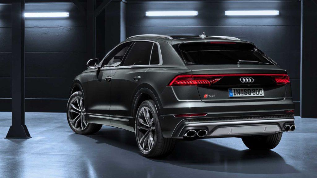 Audi SQ8 zaprezentowane – mocny Diesel wraca na tron