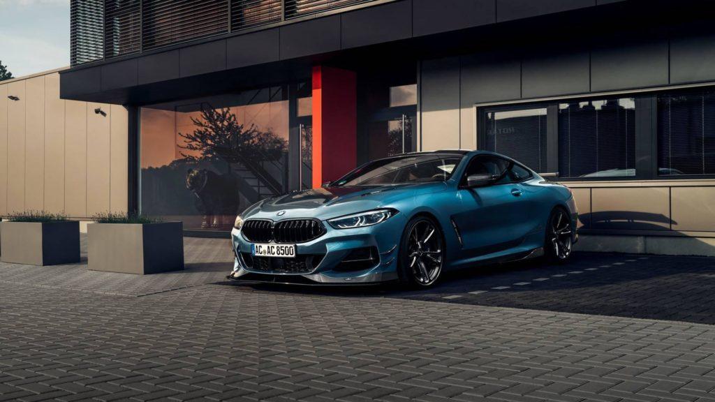 AC Schnitzer z nowym pakietem dla BMW Serii 8
