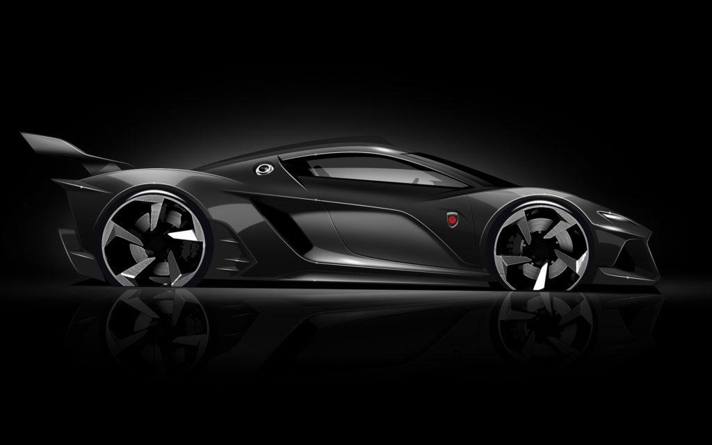 Gemballa pokaże swój własny samochód o mocy ponad 800 KM