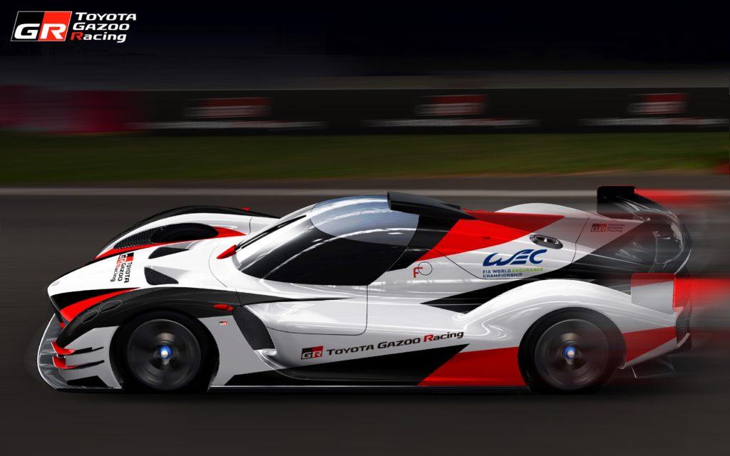 TOYOTA GAZOO Racing wystartuje w kategorii hipersamochodów w Le Mans