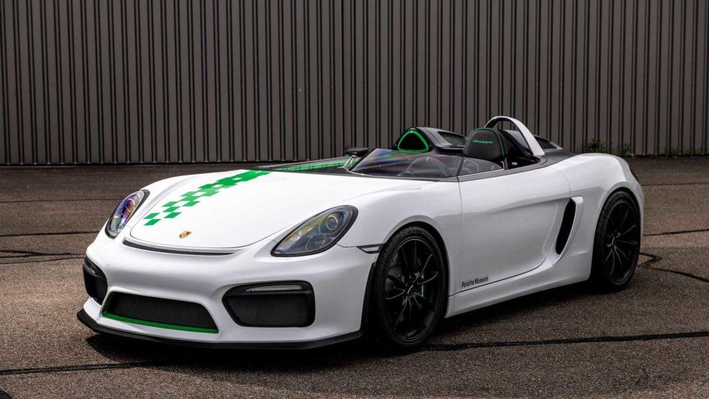 Porsche 981 Bergspyder, czyli powrót kultowego Speedstera