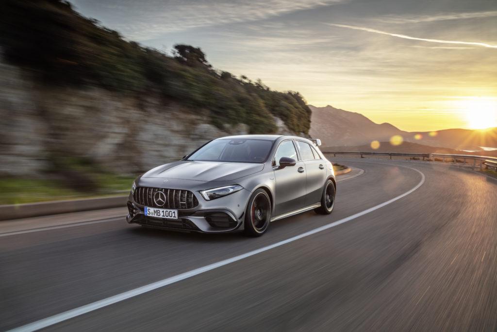 Nowe Mercedesy-AMG A 45/A 45 S oraz CLA 45/CLA 45 S
