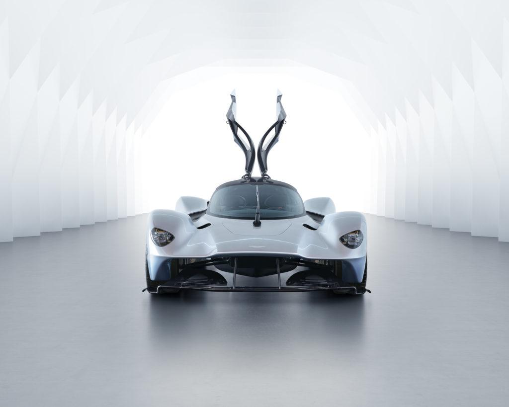 Aston Martin Valkyrie mógł sprzedać się w nawet 900 egzemplarzach