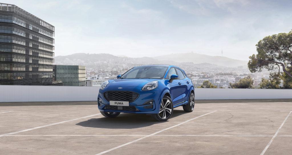 Ford Puma powraca jako… crossover