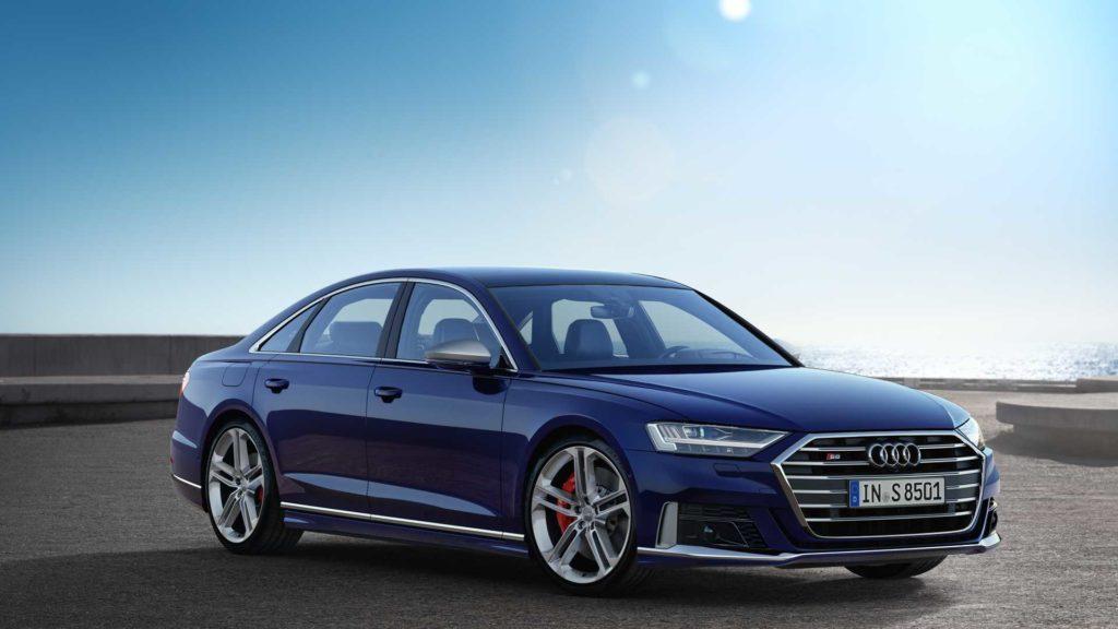 Poznaliśmy szczegóły nowego Audi S8
