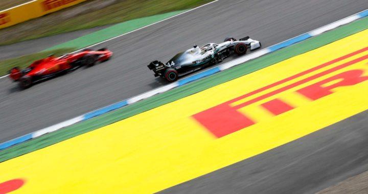 Formuła 1 – Grand Prix Niemiec – Relacja na Żywo