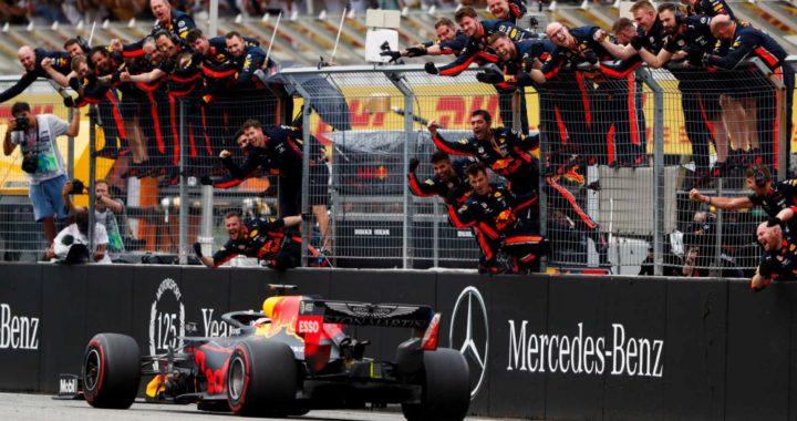 Grand Prix Niemiec [PODSUMOWANIE]
