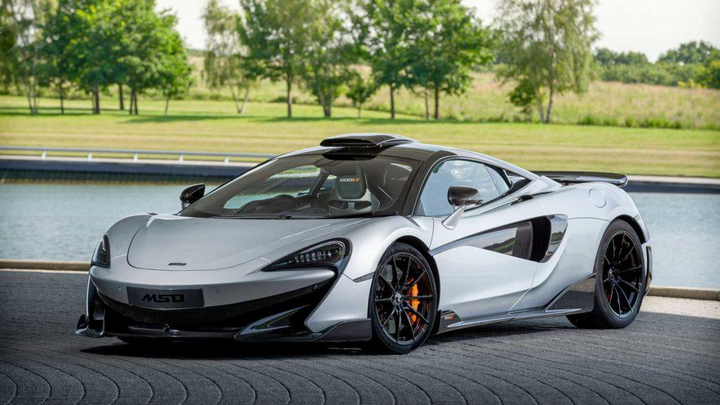McLaren kończy produkcję modelu 600LT