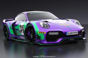 Czas na nowe Porsche 911 GT1 do nowej serii FIA WEC