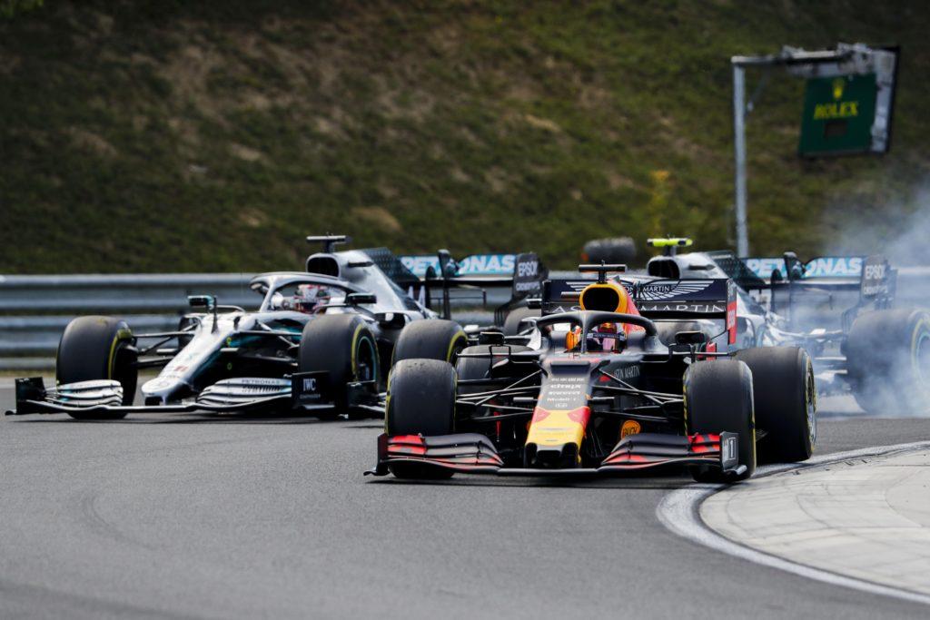 Podsumowanie połowy sezonu F1 2019