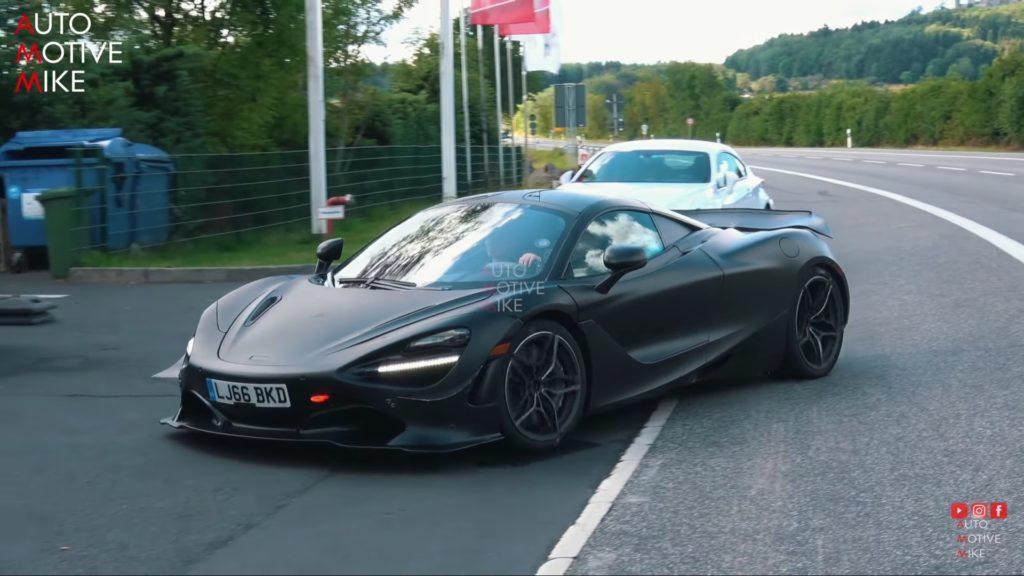 Nadchodzi McLaren 720 LT – mocniejszy, ładniejszy, droższy