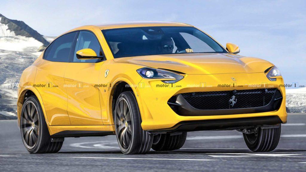 Ferrari zaprezentuje 2 nowe modele we wrześniu