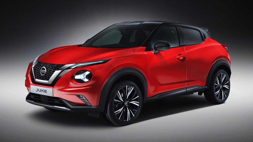 Nowy Nissan Juke trafi na rynek europejski