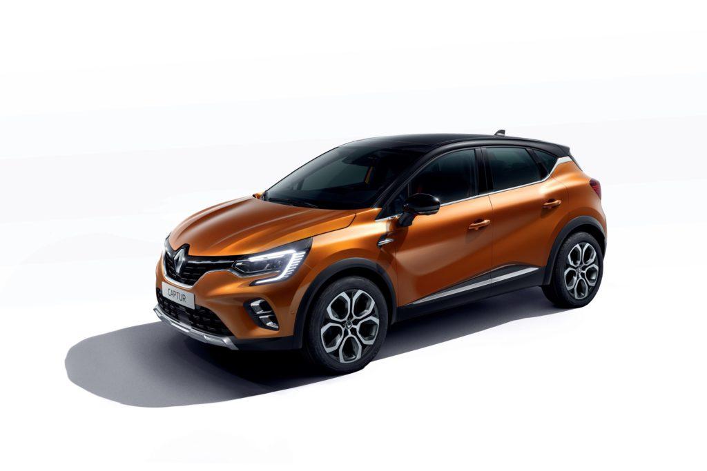 Renault Captur 2020 – nowocześnie i elegancko w miejskim crossoverze