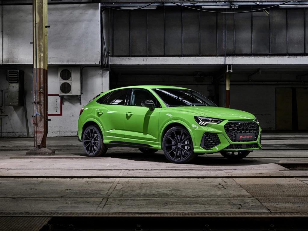Audi RS Q3 i RS Q3 Sportback oficjalnie ogłoszone