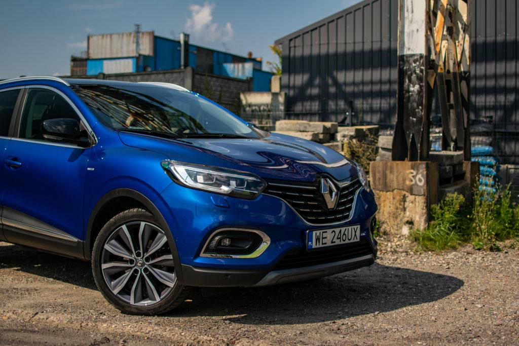 #TEST – Renault Kadjar INTENS TCE 160 – SUV, który potrafi zaskoczyć