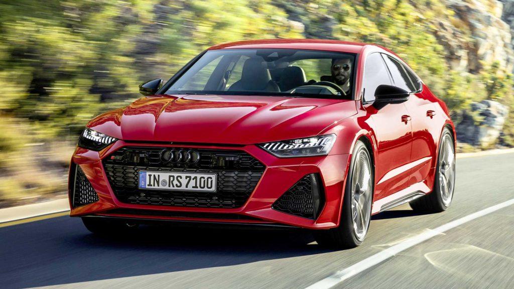 Nowa generacja Audi RS7 zaprezentowana