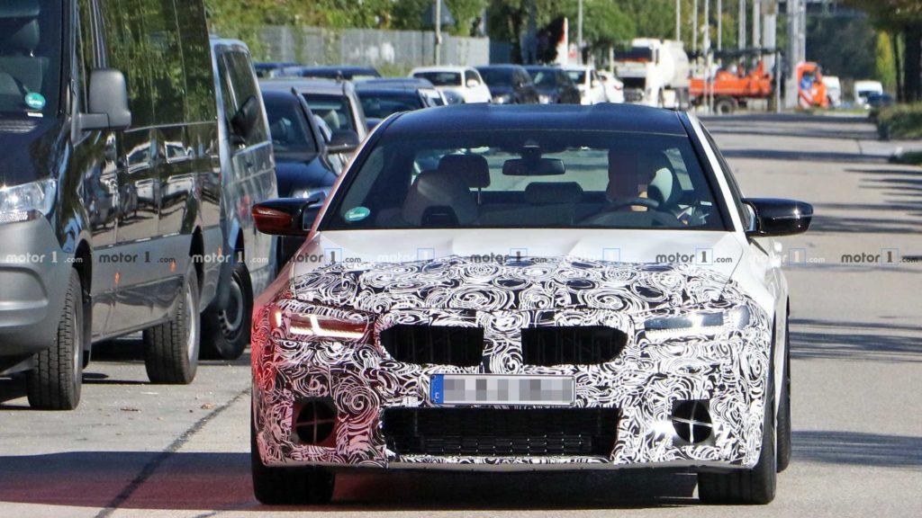 Zbliża się odświeżone BMW M5 na 2020 rok
