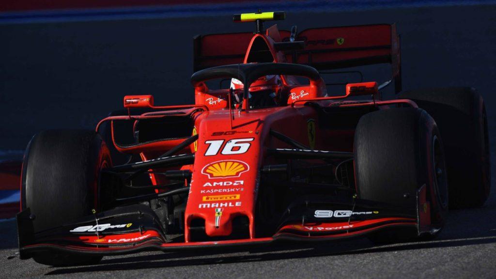 Grand Prix Rosji [PODSUMOWANIE]