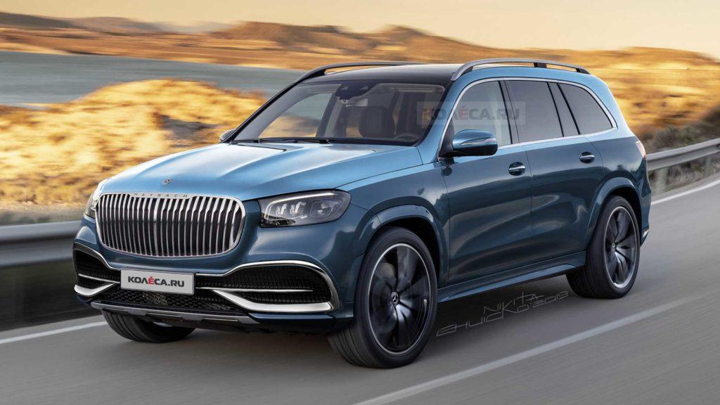 Premiera nowego Mercedesa-Maybacha GLS jeszcze w tym roku