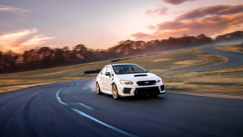 Subaru WRX STI S209 kosztuje $63 995 i jest dostępne tylko w USA