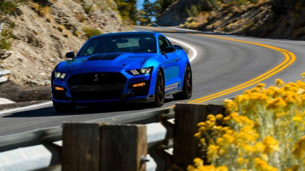 Shelby pracuje nad własną wersją Mustanga GT500