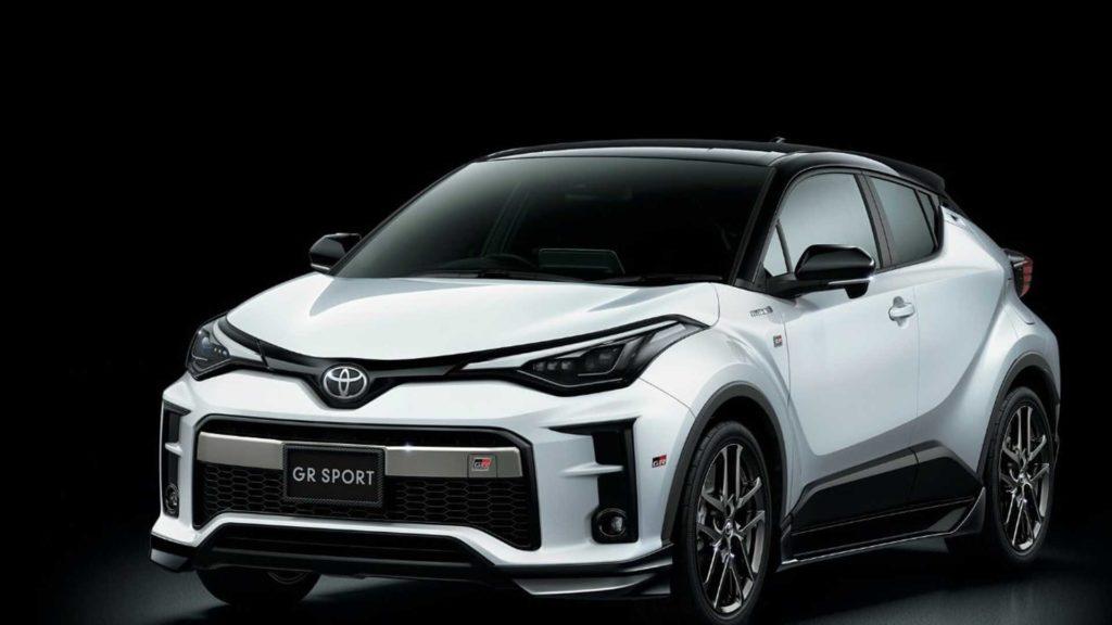 Toyota C-HR GR – Miejski crossover z DNA Supry